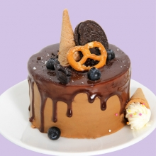 魔法巧克力【4英寸蛋糕 直径10cm】