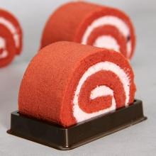 红丝绒蛋糕卷